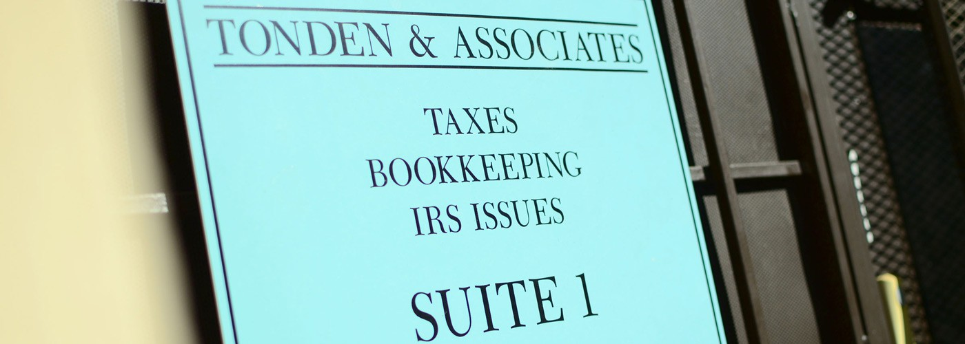 Tax time is coming!